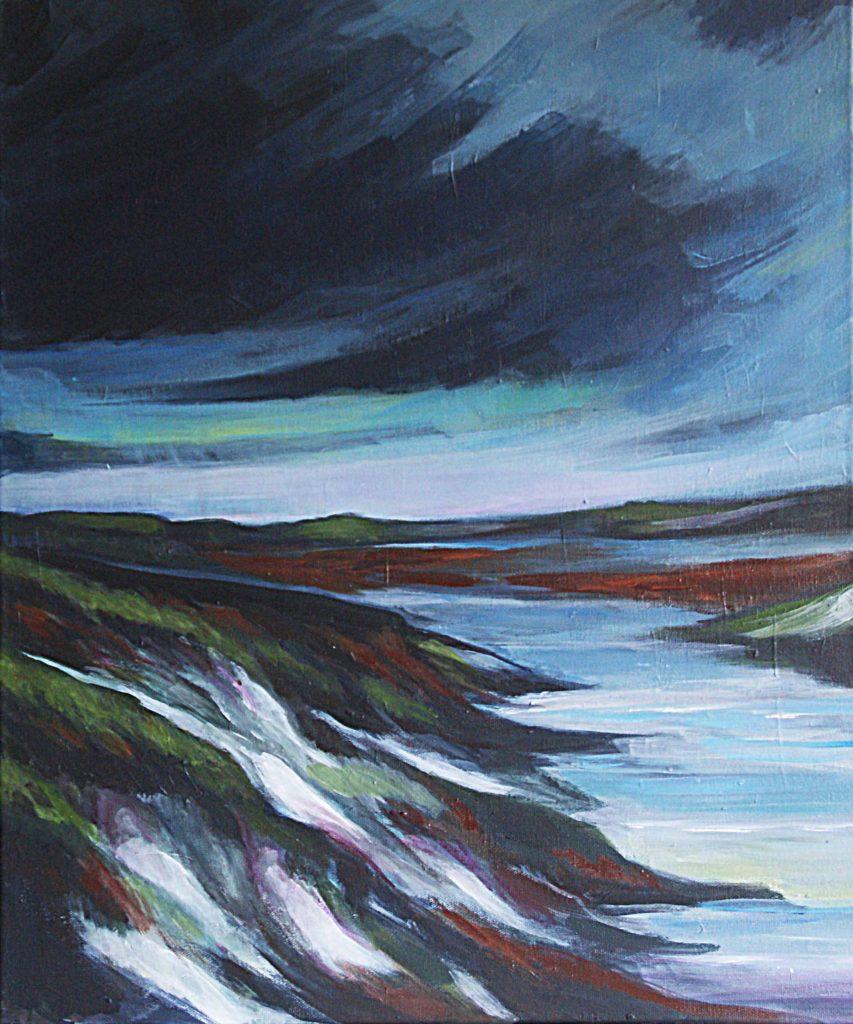 NORDISK NATUR (3)  50 x 60